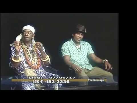 Danatus N. King was live.2 ~ Voodoo Chief Divine Prince Ty Emmecca