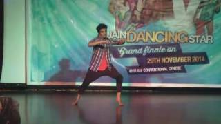 Abhishek's performance on Pehli nazar by A bazz