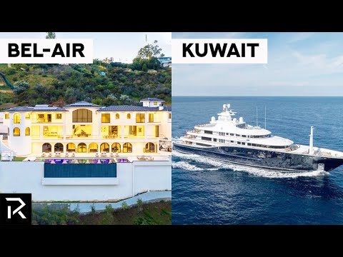 What $100 Million Dollars Buys You Around The World