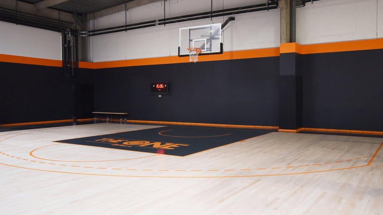 Faire Un Demi Terrain De Basket the one ball - centre de basketball indoor en ile de france