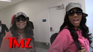 tamar braxton s sisters flock to l a to support her through divorce   tmz