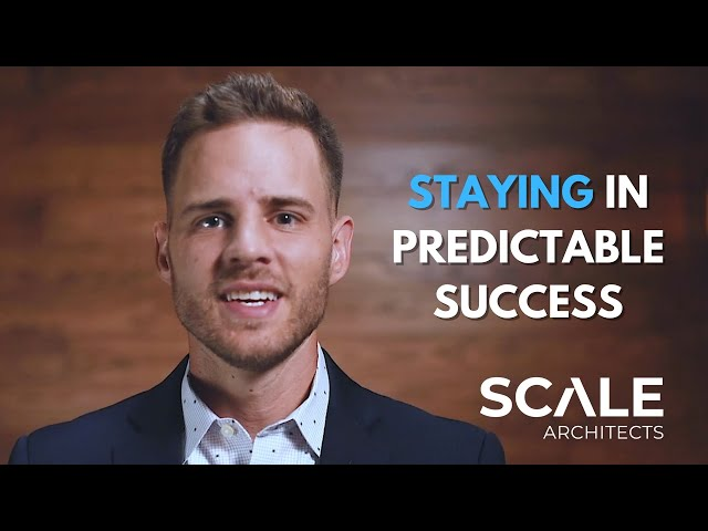 Staying in Predictable Success