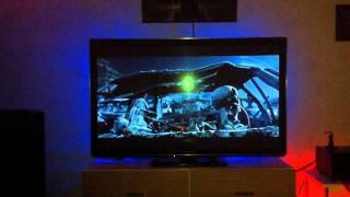 T2 in THX Mode on PANASONIC TX-P50VT30Y Plasma TV