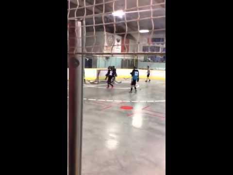 Ball hockey highlights