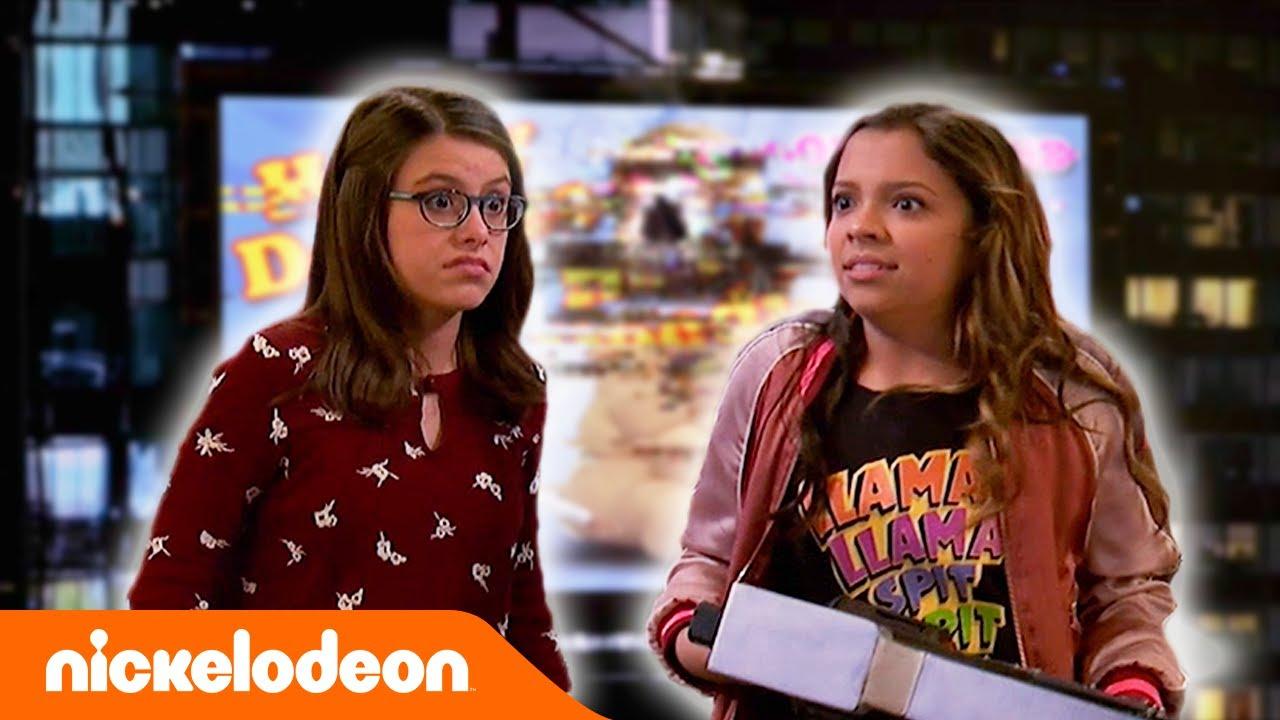 Игроделы   Клэмоделы – Часть 1   Nickelodeon Россия