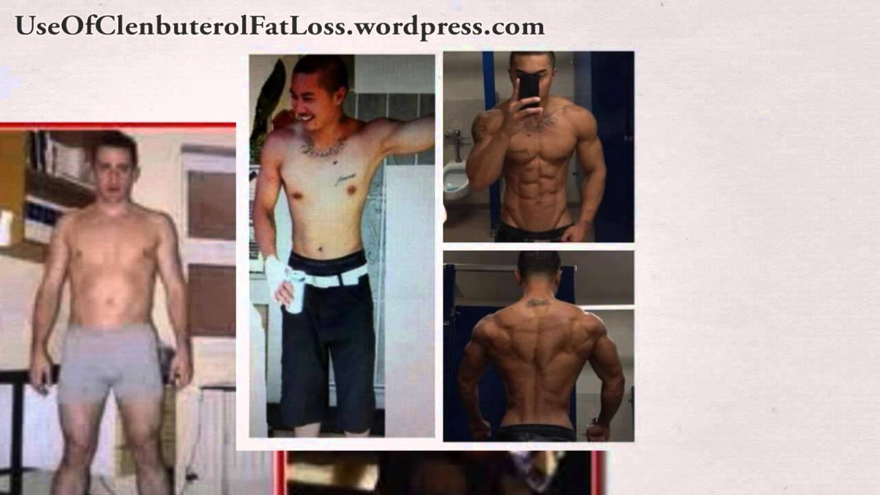 Use of Clenbuterol for Fat-Loss