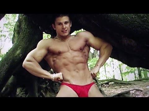 bodybuilder jiri borkovec Male