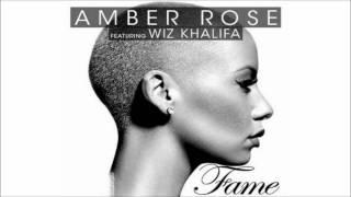 Amber Rose feat. Wiz Khalifa - Fame [NEW SONG] 2012