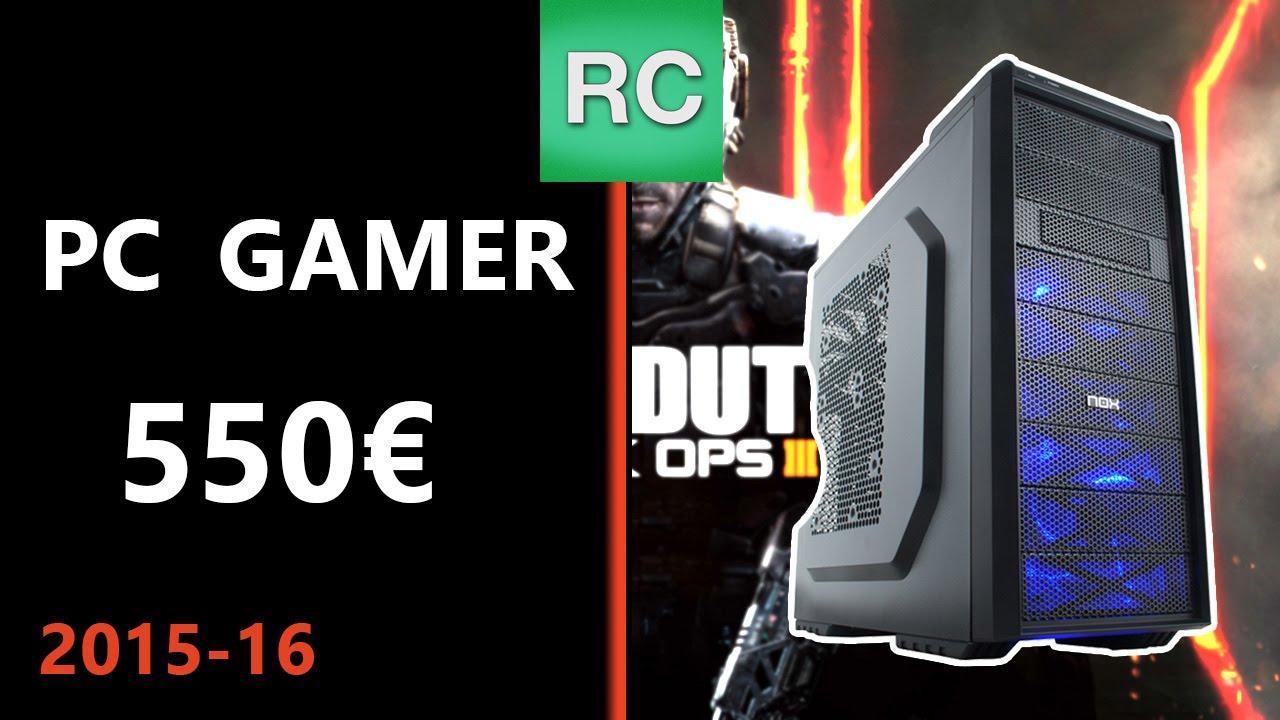 Mega Pc Gamer 550€ - Jugar Ultra !!!