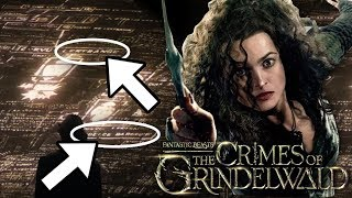 fantastic beasts the crimes of grindelwald teaser trailer