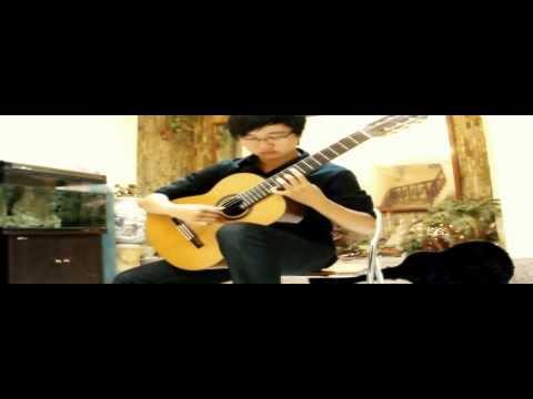 Dang Truong Giang - Love me by Yiruma (Classic Guitar cover)