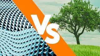 Drewno VS Technorattan - Co bardziej wytrzymałe?