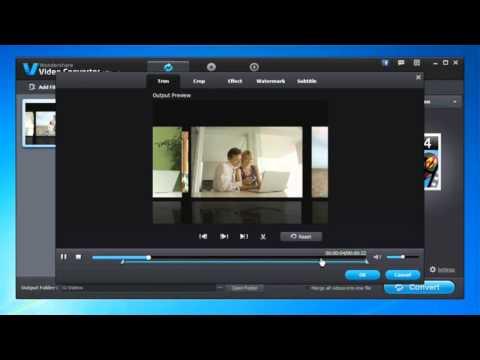 Como converter arquivos MP4 para WMV de maneira fácil e rápida
