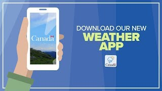 Canada's weather app | WeatherCAN