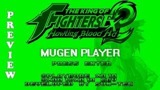 THE KING OF FIGHTERS EX2 HOWLING BLOOD HD MUGEN