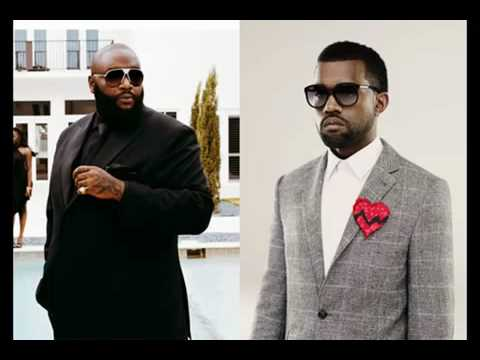 Rick Ross - Live Fast, Die Young Feat. Kanye West