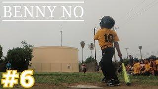 LUMPY LOVES BASEBALL | BENNY NO | COACH PITCH/TEE BALL SERIES #6