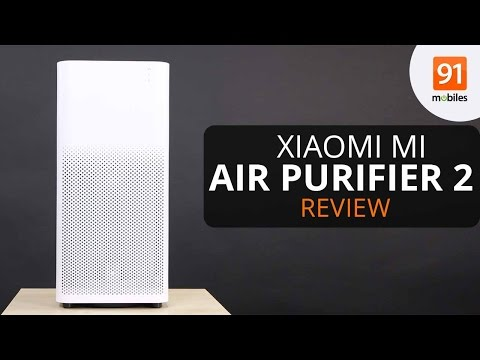 Xiaomi Mi Air Purifier 2 Review : Is the cheapest smart purifier worth it?