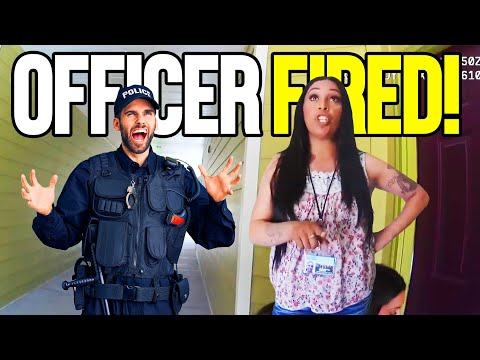 Officer Shut Down By Fearless Mother