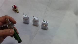 Тест Блоков Питания Samsung 5v 2a -9v 1.67a