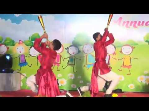 Thangam Mount Litera Zee School Annual Day Dance Youtube