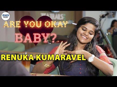 Madurai ponnu TikTok Renuka Kumaravel | Are You Okay Baby - Ep 4 | Little talks