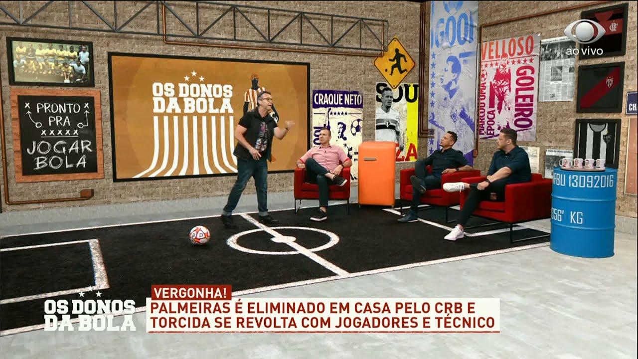 Download TRETA NO 'DONOS' ! NETO E VELLOSO DISCORDAM SOBRE ABEL FERREIRA | OS DONOS DA BOLA