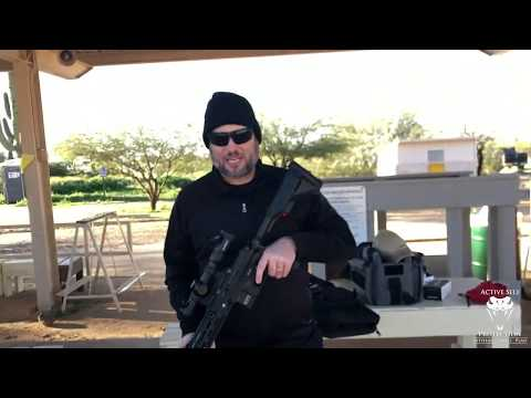 Steve Fisher Carbine Part 1 (Zeroing My New Rifle!)