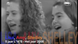 lisa amy shelleyog3ne bij k3 2008