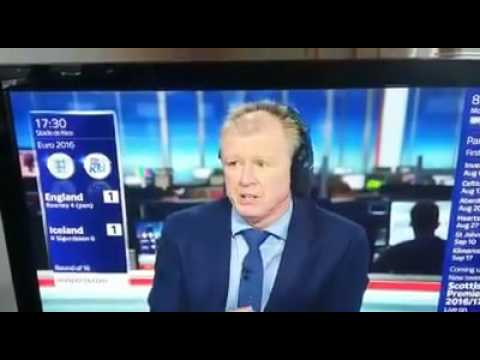 Steve McClaren with some on point analysis
