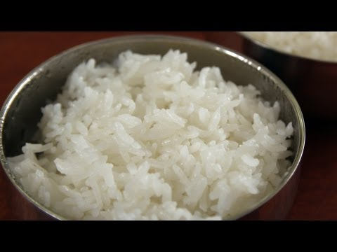 Korean rice (Bap: 밥짓기)
