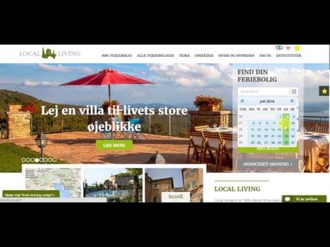 Local Living quick guide - find din feriebolig i Italien
