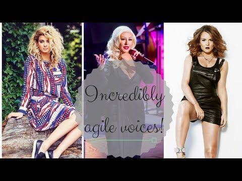 CRAZY Agility | Tori Kelly, Christina Aguilera, Jojo