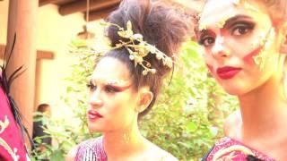 Harmon Houghton Interviews Orlando Dugi - Santa Fe Indian Market Haute Couture Show