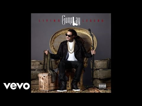 Gunplay - Chain Smokin' (Audio) ft. Stalley, Curren$y