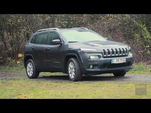 ADAC Autotest: Jeep Cherokee