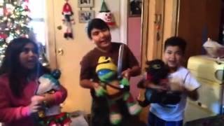 Navidad 2014 niños cantando