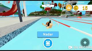 (roblox Ian high school) - roblox - a escola chata (só q n),