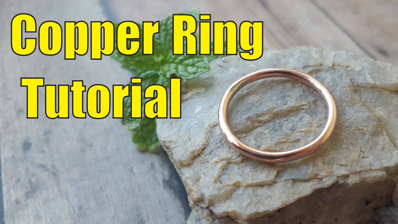 How to make a ring from scratch. - YouTube