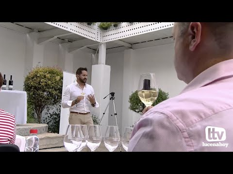 VÍDEO: La Casa de los Mora de Lucena acoge una cata de vinos de la DOP Montilla Moriles