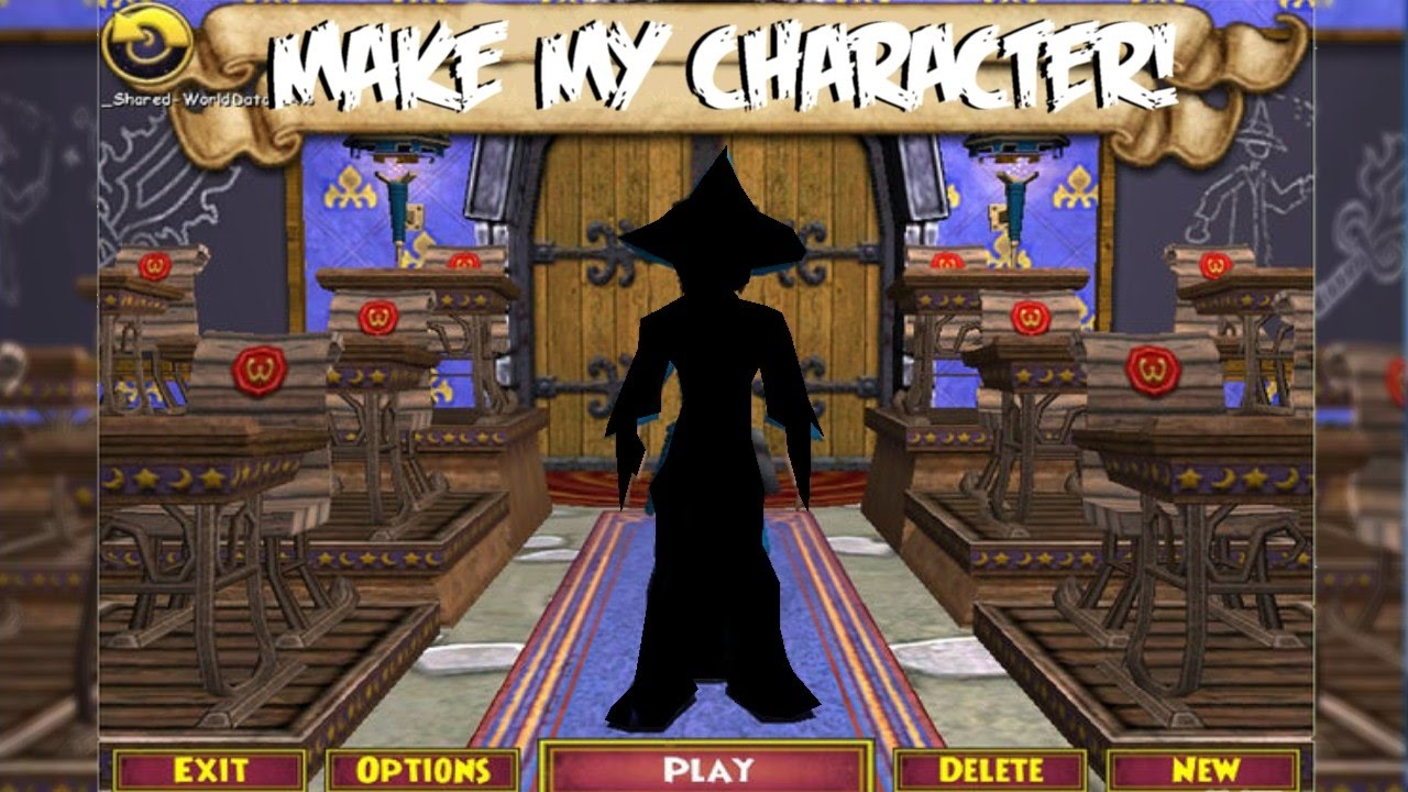 736aa3c2086 Wizard101 LIVE  MAKE MY CHARACTER! KINGMO by Its Michael