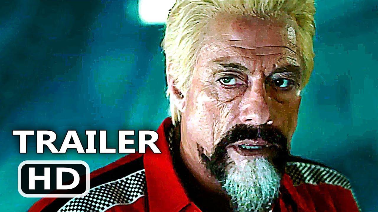 JEAN CLAUDE VAN JOHNSON Official Trailer # 2 (2017) Van Damme, Amazon Video TV Series HD