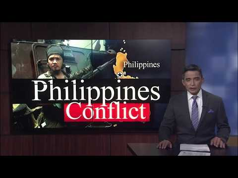 Philippines conflict