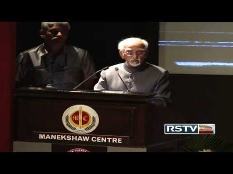 Sh. M Hamid Ansari's speech at the Tri-Services Seminar on the commemoration of the 1965 war