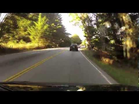 Half-Moon Bay Drive GoPro Hero 2