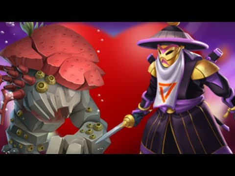 Best Friends: Shademoon X Koralle Brutalis | Monster Legends