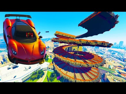 NEW BEST ULTRA HARD RACES EVER!!!!! (GTA 5 Online)