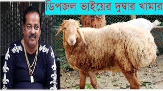 জনপ্রিয় অভিনেতা ডিপজল ভাই দুম্বার খামার করে ব্যাপক সফলতা অর্জন keeping dumba and make dumba farm