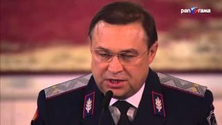 Визит Патриарха Московского и всея Руси. Конгресс казаков