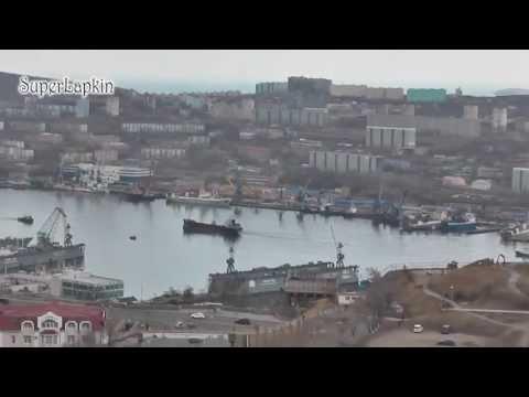SuperLapkin's VLOG.Владивосток. Набережная Цесаревича. Прогулка